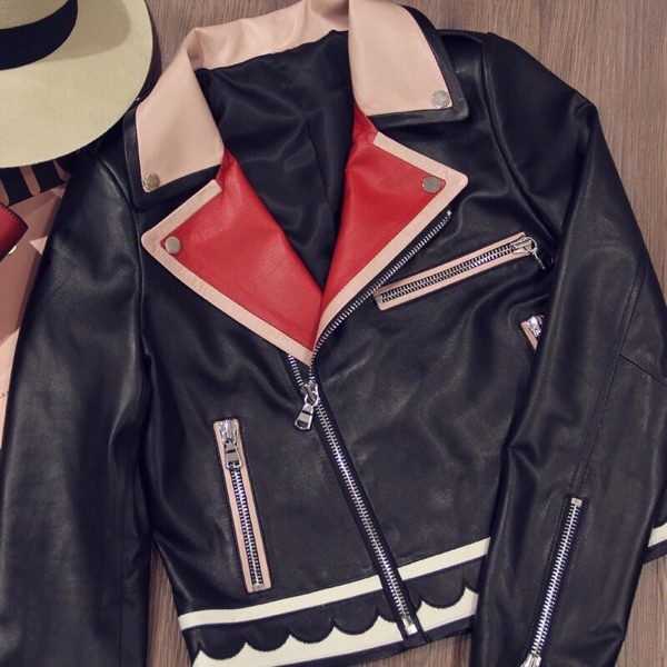 custom embroidered leather motorcycle jackets gallery
