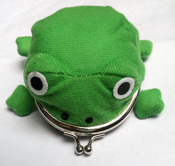 Аниме кошелек Наруто Лягушка