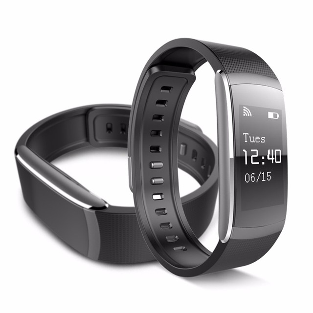 Original I6 PRO Heart Rate Monitor Bracelet Fitness Tracker Waterproof Smart Wristband Support Andriod iPhone 7 Samsung Mobile