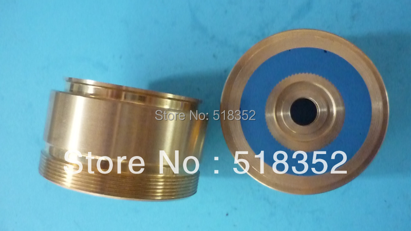 ٩(^‿^)۶629 Brass Guide Wheel(pulley) Seat dia.50mmx30mm for High ...
