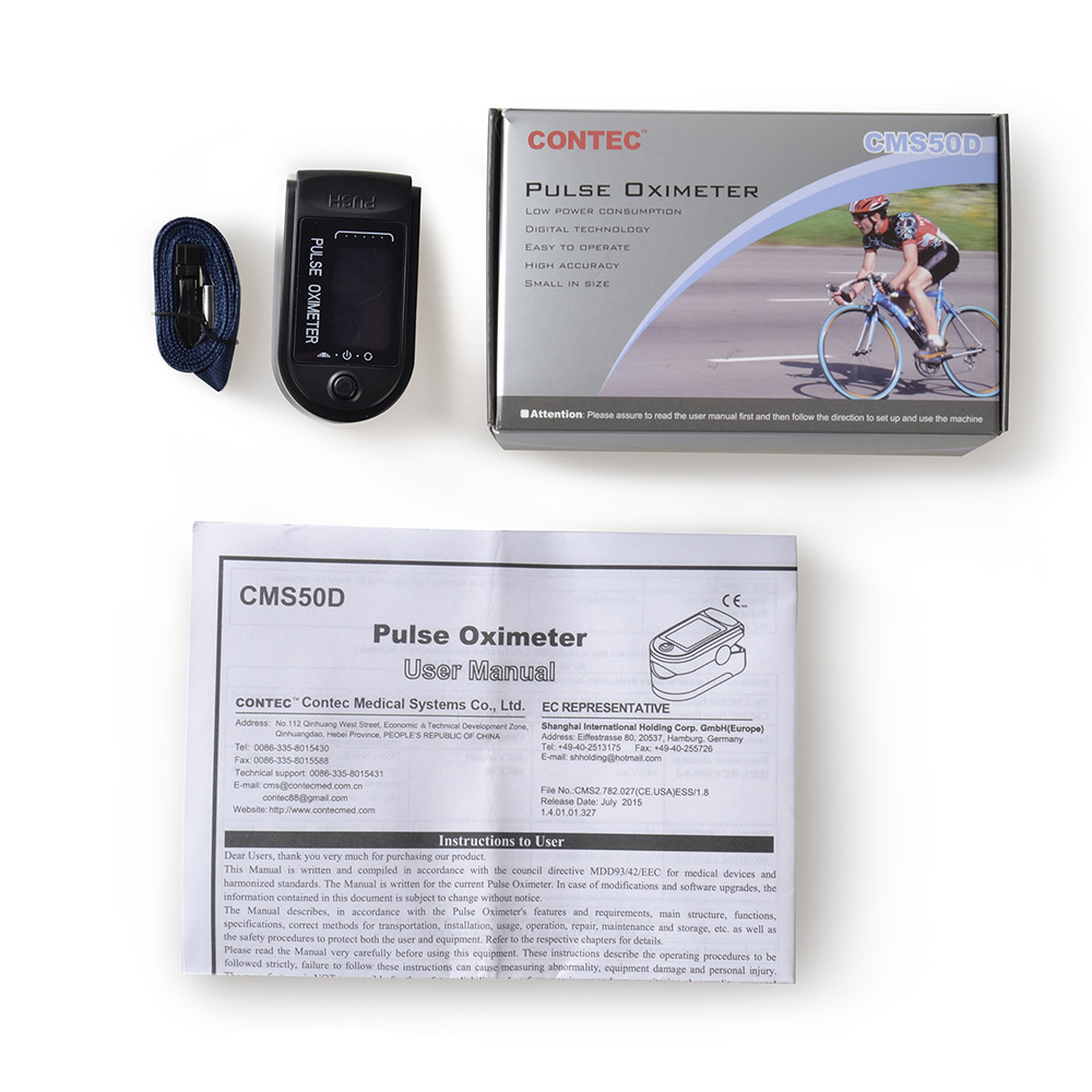 Image 5 - Digital Fingertip Oximeter Spo2 PR Monitor Blood Oxygen Pulse Oximeter Finger Pulse Oximeter Oximetro de dedo-in Blood Pressure from Beauty & Health