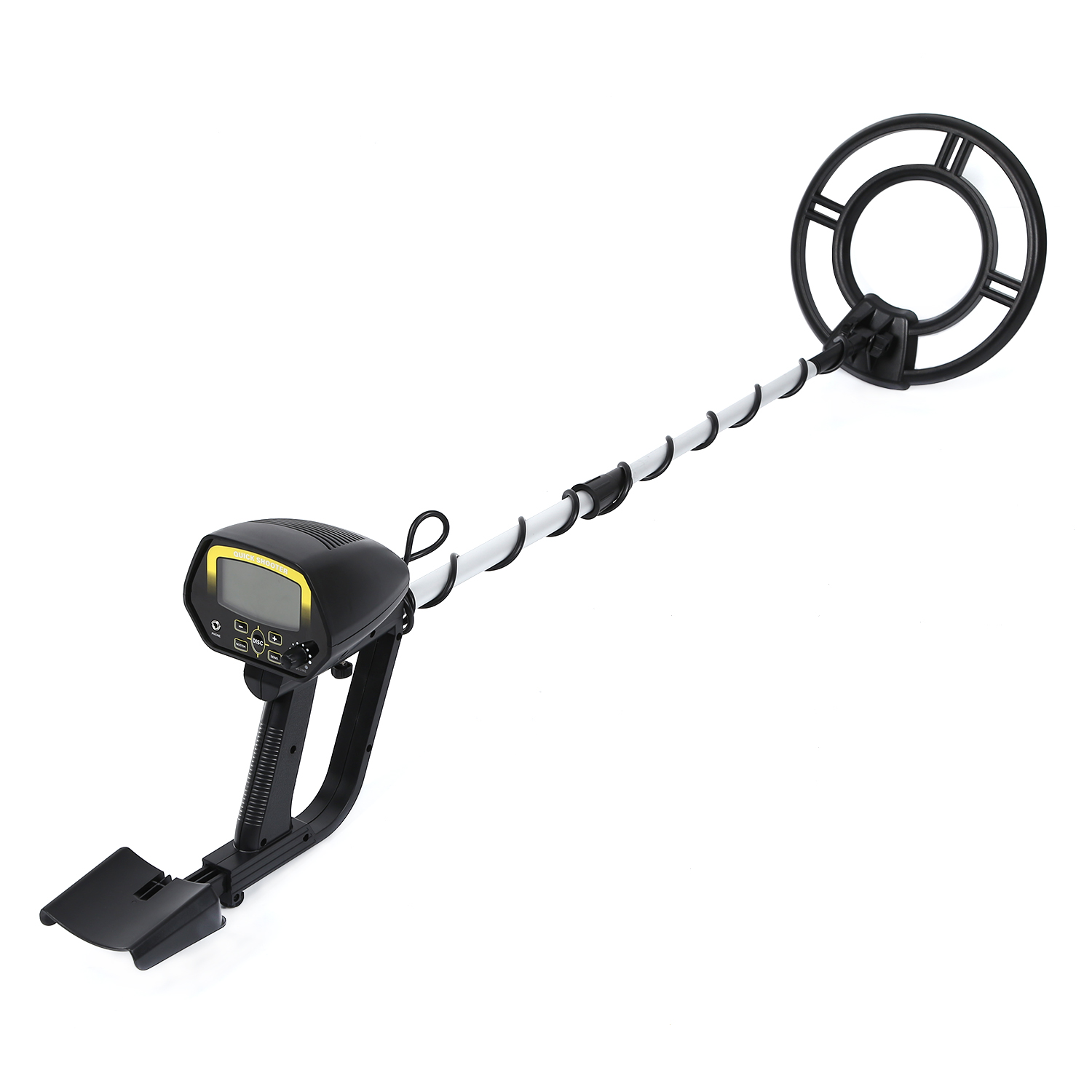 Underground Metal Detector MD4060 Waterproof Jewelry Treasure Hunting Gold Digger Hunter Adjustable Metal FinderUnderground Metal Detector MD4060 Waterproof Jewelry Treasure Hunting Gold Digger Hunter Adjustable Metal Finder