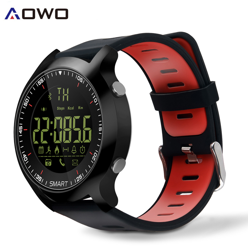 все цены на Aowo X7 Smart watch Waterproof Smart Watch 5ATM IP68 Watch Men Smart Electronics Ultra-long Standby Xwatch Outdoor Swimming