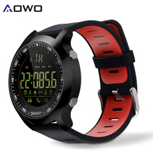 Aowo X7 Waterproof Smart Watch 5ATM IP68 Ultra-long Standby