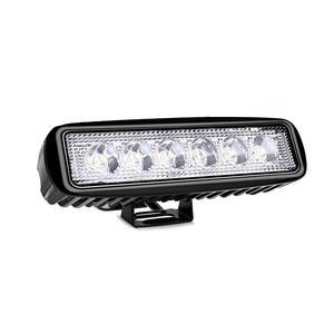 18W 6LED Led Bar Spotlight Car