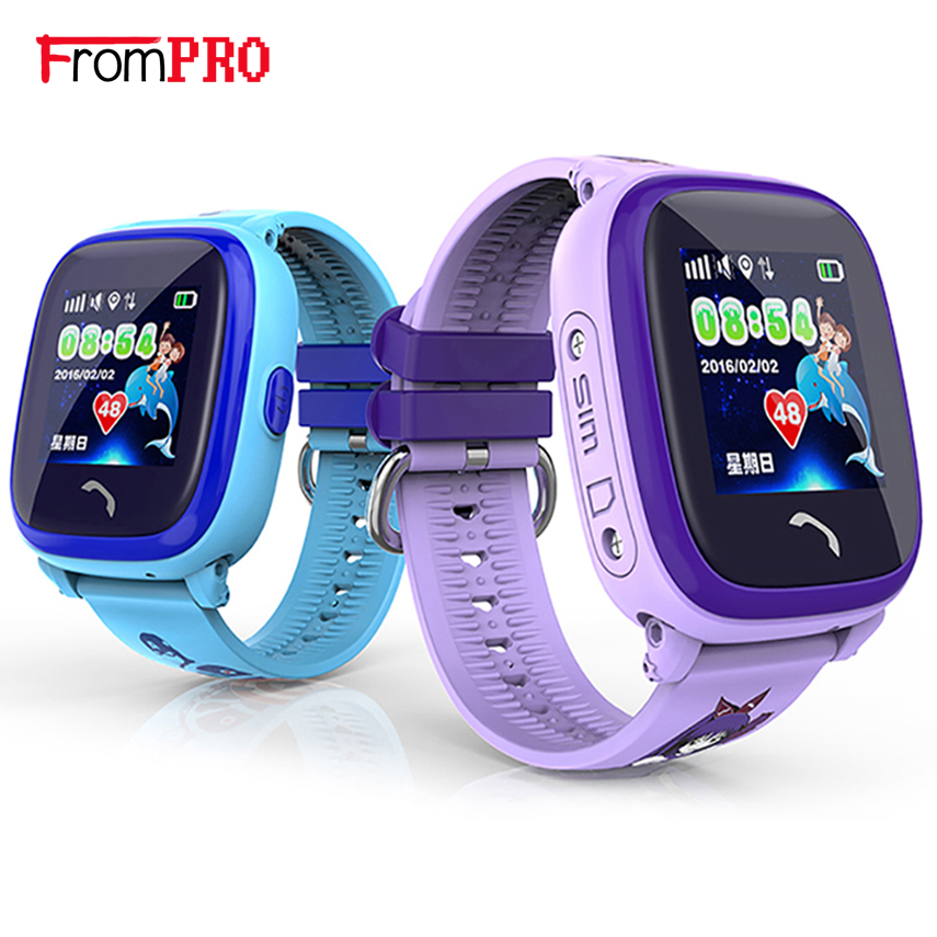 Children GPS Phone Smart Watch DF25 baby watch Swim IP67 Waterproof SOS Call Location Device Tracker Kids Safe Anti Lost Monitor