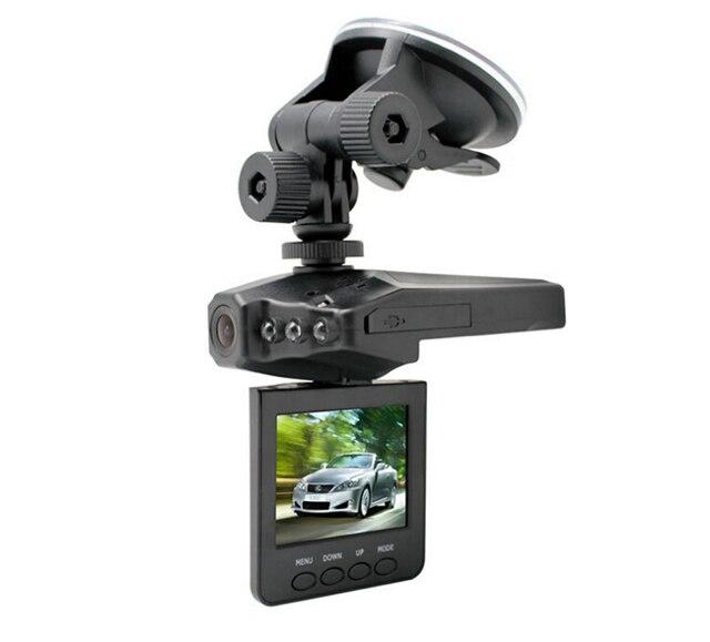 Hd720p автомобиль черный ящик, Автомобильный цифровой видеорегистратор / DVR с из светодиодов огни бесплатная доставка