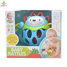 Juguete para bebés | Pelota – sonajero