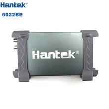Hantek 6022BE USB цифровой виртуального осциллограф для портативного компьютера 2 канала анализатора логики