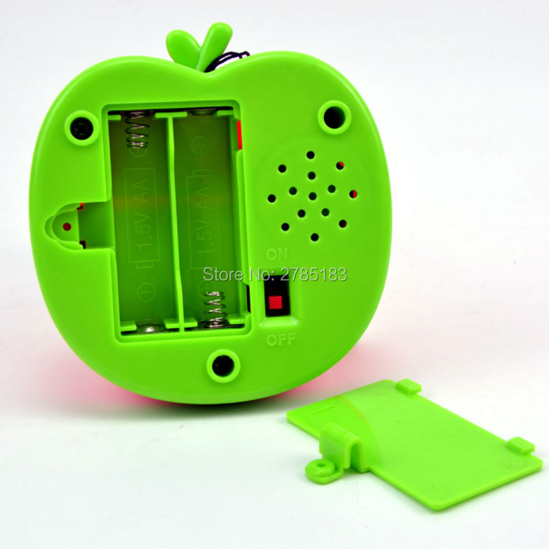 Remote control Arabic Toy Muslim Apple Holy AL-Quran RC ,Islamic Toy with Light Projective Learning machine Educational Toys