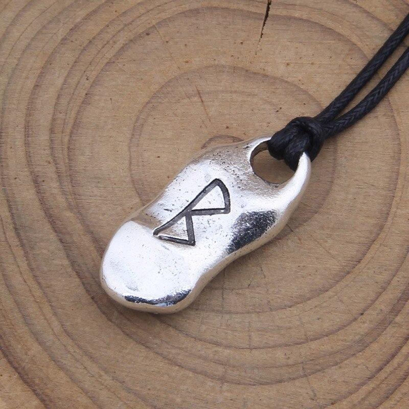 Le symbole des pierres de rune lettre B