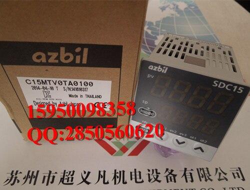 Temperature Controller C15MTVOTA0100 Yamatake azbil yamatake SDC15 Digital Controller new original yamatake sdc15 thermostat c15mtr0ta0100