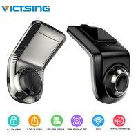 VicTsing 1080P One way Car Recorder Navigation FHD Car DVR Camera Video Recorder WiFi ADAS G sensor USB Driving Recorder Android