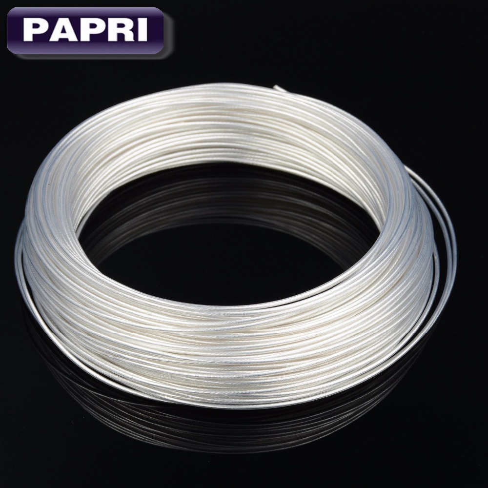 ᗐ1meters 5meters 10meters 0.50mm2 high purity silver plated OCC ...