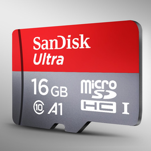 Image 2 - Thẻ Nhớ Sandisk 8GB C4 16GB 32GB Micro SD 64GB 128GB 256GB 100 MB/giây Class10 micro SD SDHC SDXC Xuyên Đèn Thẻ Nhớ