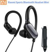 En Stock Original Xiao mi Sports Bluetooth casque mi ni Bluetooth 4.1 musique/Sport écouteurs mi c IPX4 étanche sans fil écouteur