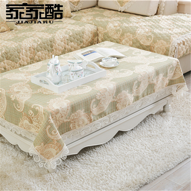 JIAJIAKU Brand Customized Sectional Sofa Cover Set Polyester
