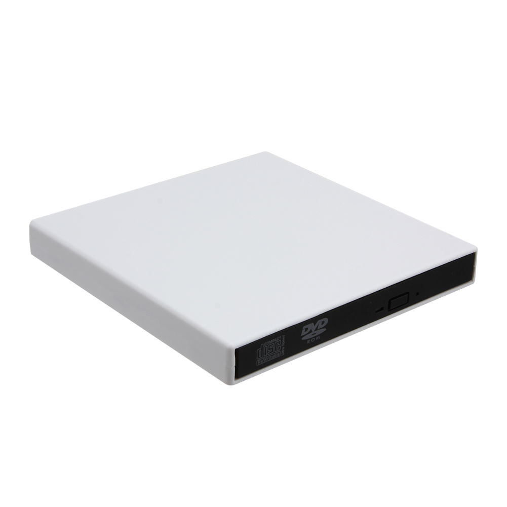 USB2.0 External DVD Combo CD-RW Burner Drive CD-RW DVD ROM CD Driver for for PC/Mac/Laptop/Notebook цена