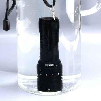 Sofirn SD05 Scuba Diving Flashlight XHP50.2 21700 Lantern 2550lm IPX8 Waterproof Magnetic Ring Orange Peel Reflector 18650 Torch