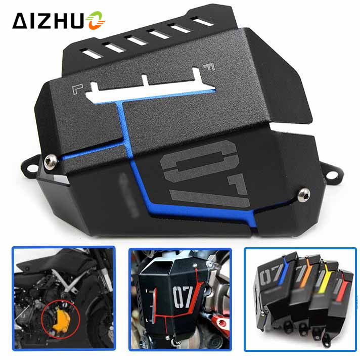 Motorcycle Accessories Radiator Guard Cover CNC Aluminum For Yamaha MT-07 MT07 MT 07 FZ07 FZ 07 MT-07 2014 2015 2016 free shipping 200g bag gardenia black color pigment