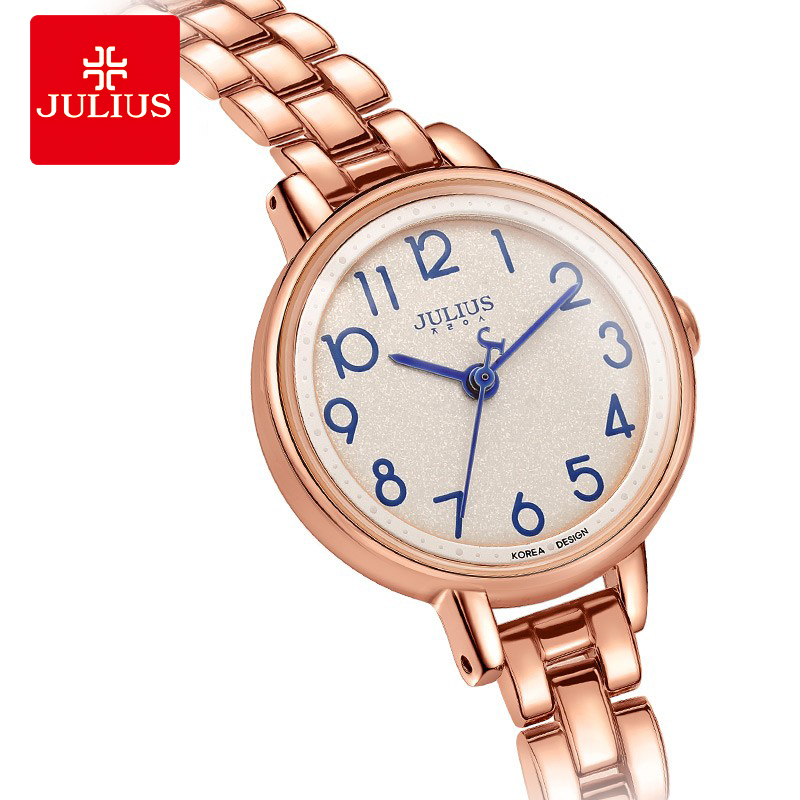 Watches Women Wrist Brand Hodinky Zegarek Damski Valentine Gifts Rose Gold Watch Women Uhr Horloges Kadin Saat Fashion JA-879 orkina montres 2016 new clock men quarz watch uhr uhr cool horloges mannen gift box wrist watches for men