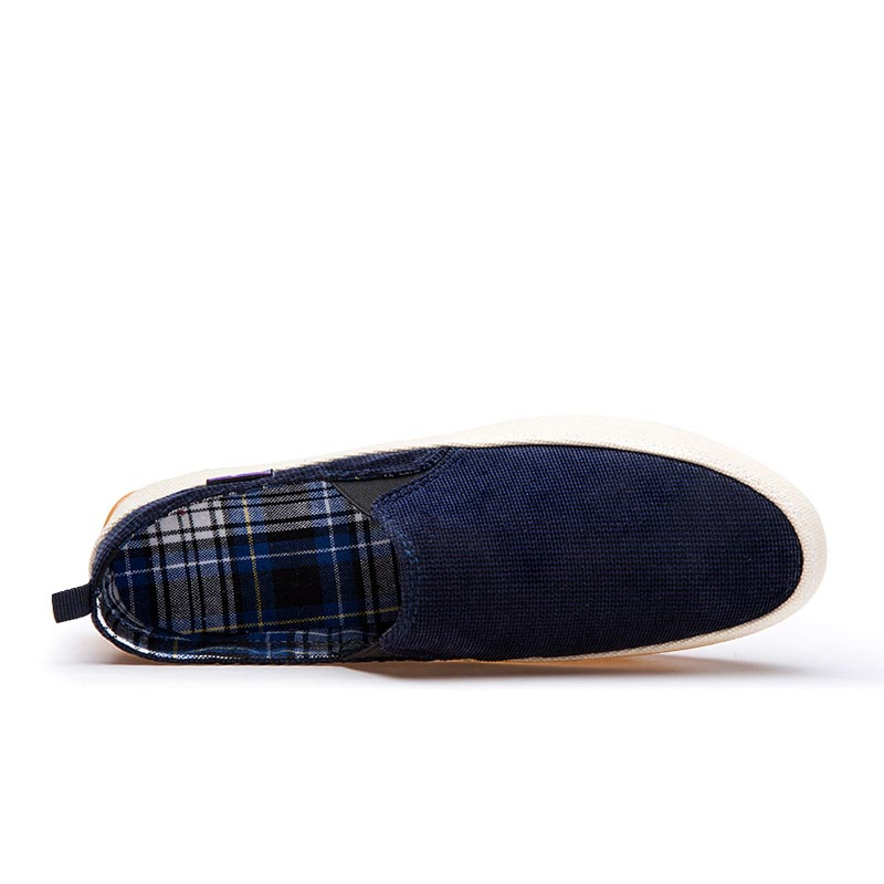 Купить с кэшбэком Summer Men Casual Shoes Canvas Shoes Men Loafers Breathable Espadrilles Shoes For Men Flats Comfortable Light Men Footwear
