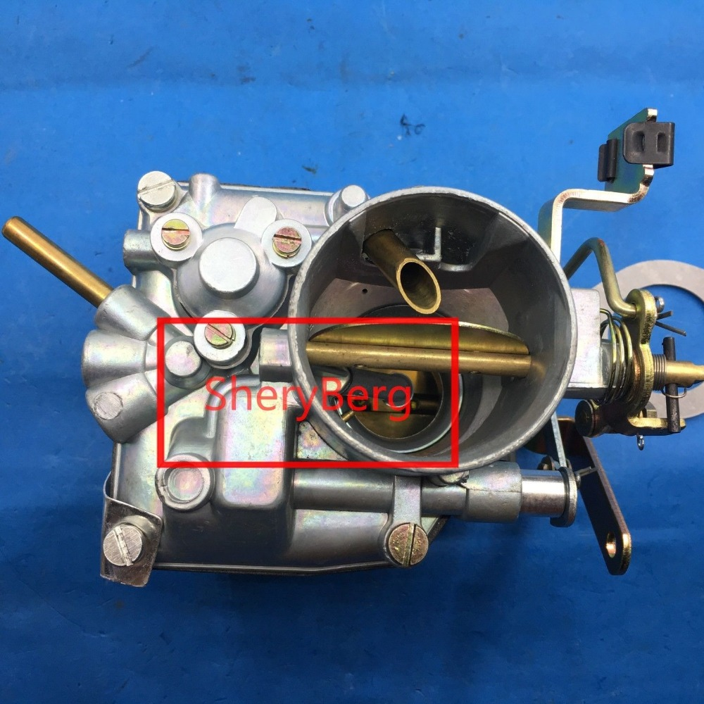 SherryBerg carburetto carby carb vergaser For SOLEX Zenith 36IV Carburetor 2 1/4 2.25 Petrol for Land Rover Series 2,2a 3