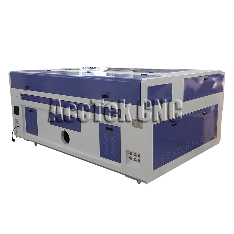 Metal and non metal Co2 laser cutting and engraving machine 150W 1610