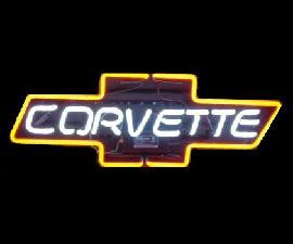 CORVETTE Neon Light Sign