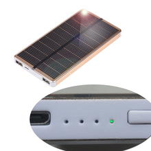 PowerGreen Solar Charger External Battery Pack 10000mAh Quick Charging Solar Power Bank for Mobile Phones most powerful solar power bank external battery power bank charger 30000mah for smart mobile phones tablet pc
