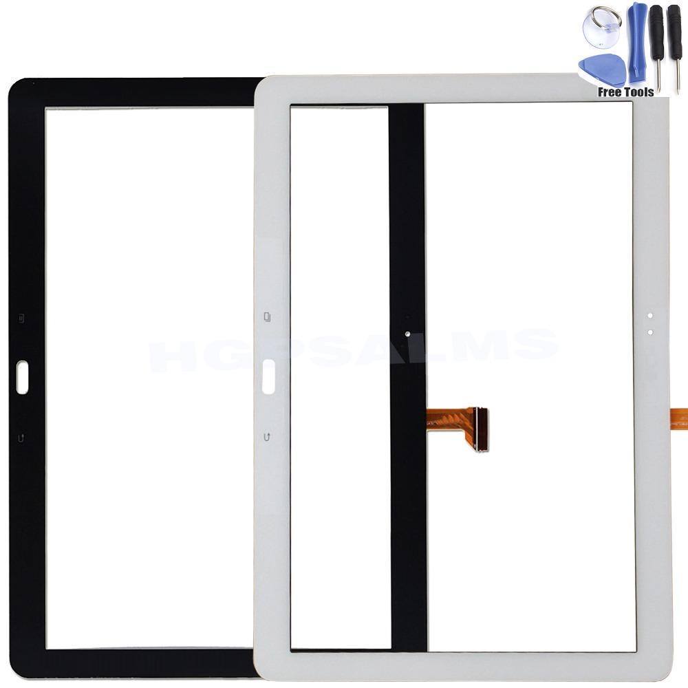 Front Digitizer Glass Panel voor For Samsung Galaxy Note 12.2 PRO P900 P901 P905 Touch screen