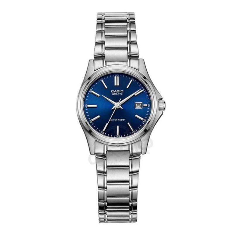 Casio Watch Luxury Brand Date LTP-1183A-7A Quartz Wrist Watches Women Fashion Casual Free Shipping relogio clock LTP-1183Q-7A casio watch fashion simple pointer waterproof quartz ladies watch ltp 1183e 7a ltp 1183q 7a ltp 1183q 9a ltp 1183a 1a