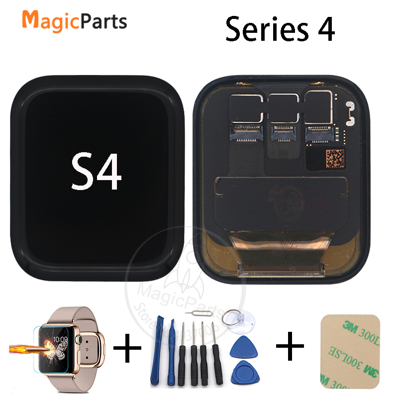 For Apple Watch 4 LCD Display Touch Screen Assembly For Apple Watch Series 4 LCD Series