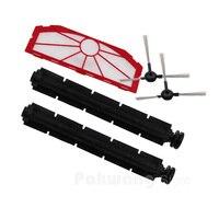 XR510 Filter Side Brush Rubber Brush Robot Vacuum Cleaner Parts