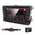 7 inch 2 Din Car DVD GPS Radio Player for Volkswagen VW golf golf 5 6 touran passat sharan jetta polo tiguan 2din DVD Navigation