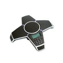 A550PU Multi-party PSTN USB micrófono de conferencia teléfono altavoz para 15 personas salas de reuniones