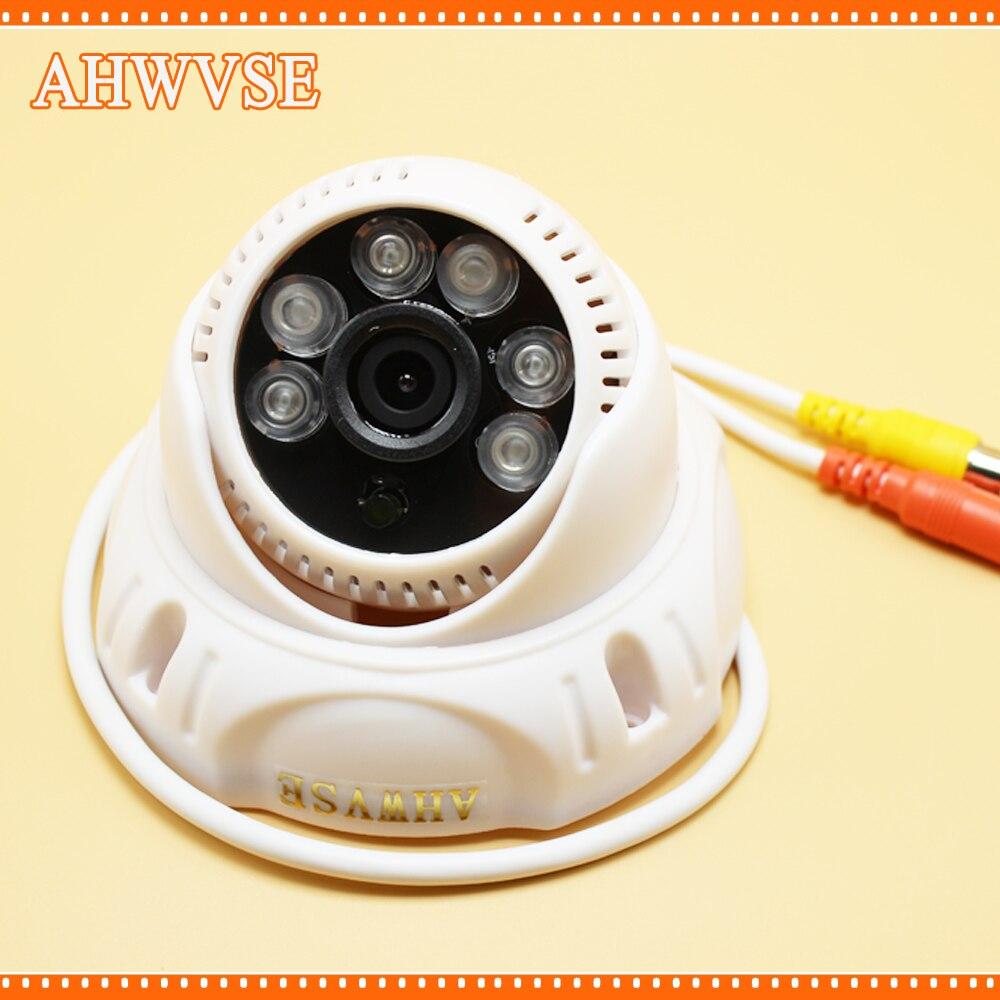 AHWVSE 1MP 720p HD AHD 960P 1080P CCTV Security Dome Camera Indoor