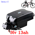 36 в 500 Вт батарея 36 В 13ah Электрический велосипед батарея 36 В 13ah литиевая батарея использовать samsung ячейку с 15A BMS и 42 в 2A зарядное устройство