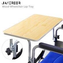 JayCreer поднос для инвалидных колясок, деревянный поднос для инвалидных колясок, стол для инвалидных колясок