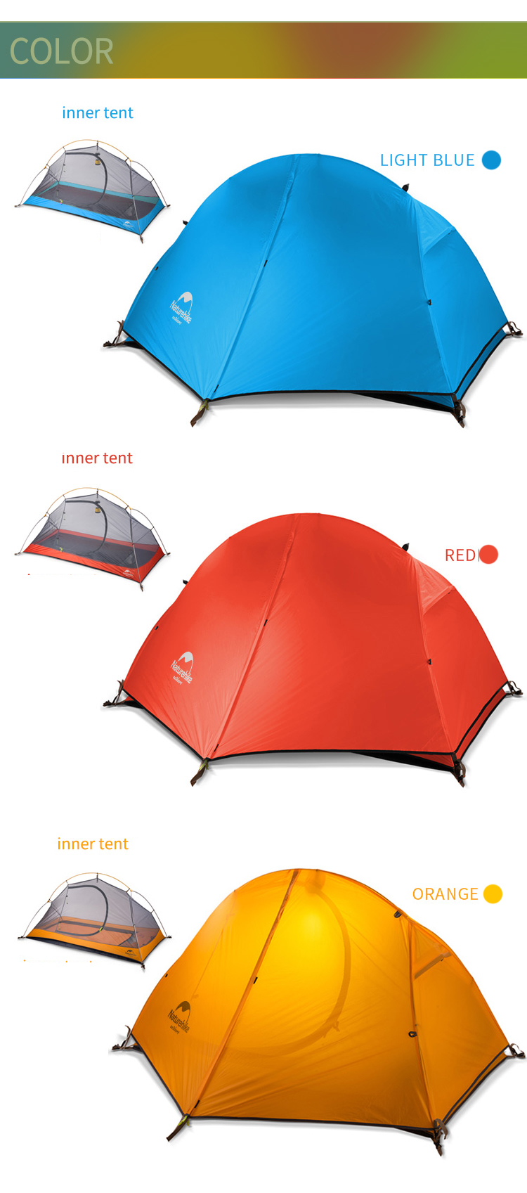 China backpacking tent Suppliers