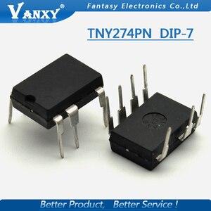 Image 4 - 10 Chiếc TNY264PN DIP7 TNY264 Nhúng TNY264P Nhúng Bèo 7 264PN Mới Và Ban Đầu IC