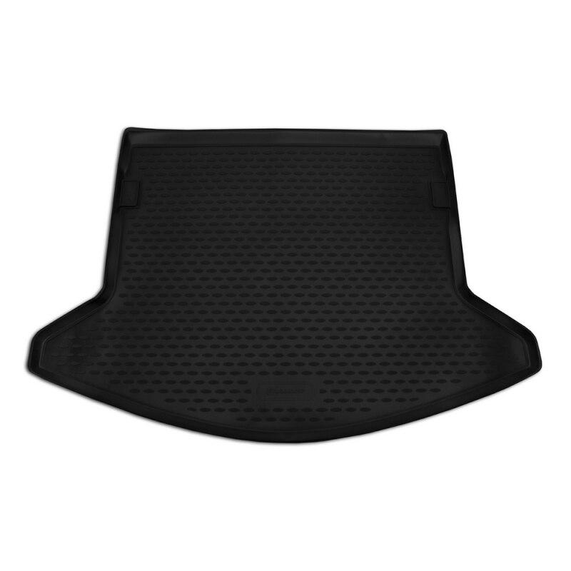 Protecteur de plateau de tapis de plancher de coffre de garniture de botte arrière sur mesure pour Mazda CX-5 CX5 MK2 2017 2018 2019 2nd génération