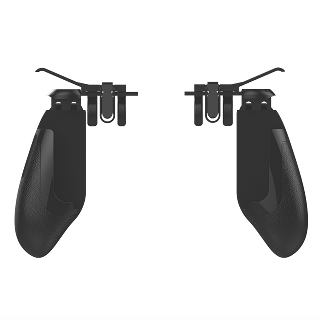 Image 5 - New Mobile Phone forPubg Game Handle Grip With L1R1 Shooter Controller Trigger Forpubg-in Gamepads from Consumer Electronics