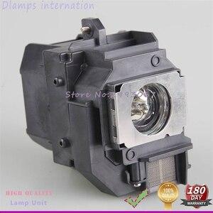 Image 5 - สำหรับ ELPLP54 EB S7 EB S7 + EB S72 EB S8 EB S82 EB X7 EB X72 EB X8 EB X8E EB W7 EB W8 โปรเจคเตอร์โคมไฟสำหรับ EPSON