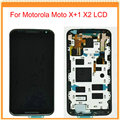 100% New For Motorola Moto X+1 X2 XT1092 XT1095 XT1097 LCD Screen Display with Touch Screen Digitizer Assembly + Frame + Tools