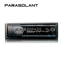 PARASOLANT Car Radio Stereo MP3 Player Digital Bluetooth 45Wx4 FM Audio Music USB SD With In