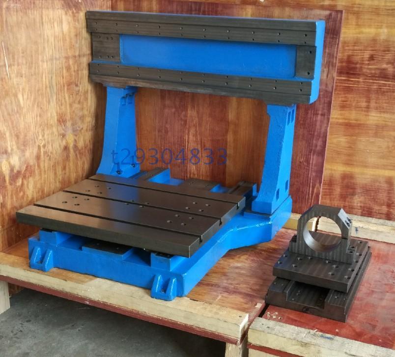 Livraison gratuite TNT à israël mini 3040 CNC fraisage gravure en fonte cadre en métal machine 3 axes portique bois routeur graveur