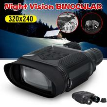 Visionking 7x Binocular Night Vision Device Scope 400m Vedio/Photograph Hunter Night Sight Digital Thermal Imagers For Hunting