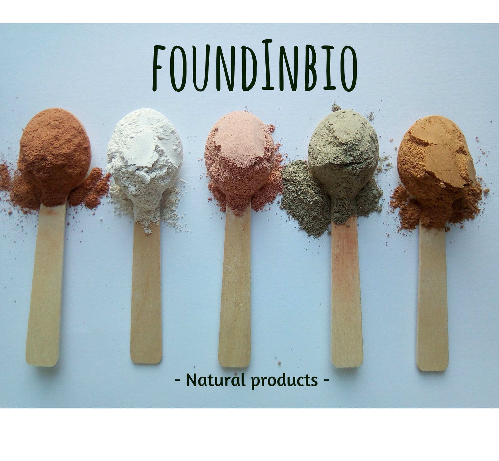 New Natural Clay Powder Masks Facial Body Mud Wrap White Red Rhassoull Green Pink 250G Free Shipping