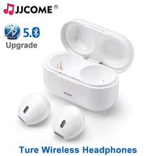 Headset TWS Phone Bluetooth Headphones Wireless Earphones In Ear 5.0 Handfree Auto Pair Earbuds Touch PK i10 i12 tws
